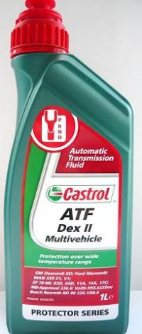 CASTROL. ATF Dexron- II Multivehicle 1л (транс. масло)